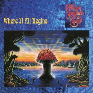 Cover ALLMAN BROTHERS BAND, where it all begins