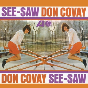 Cover DON COVAY, see-saw