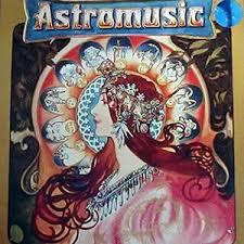 Cover MARCELLO GIOMBINI, astromusic synthesizer