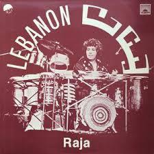 RAJA ZAHR, lebanon cover