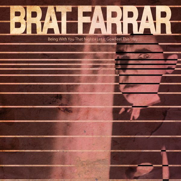 Cover BRAT FARRAR, being with you