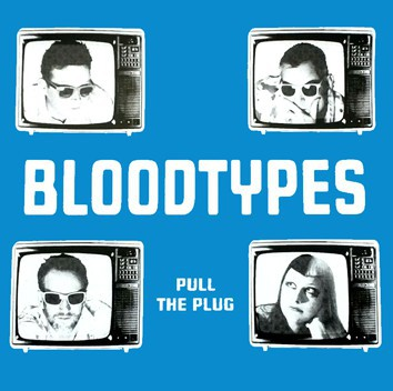 Cover BLOODTYPES, pull the plug