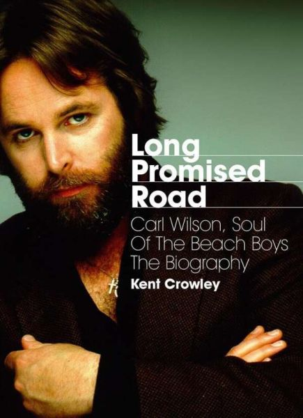Cover KENT CROWLEY, long promised  road