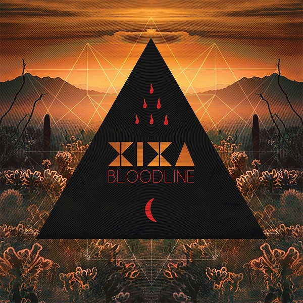 Cover XIXA, bloodline