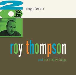 Cover ROY THOMPSON & MELLOW KINGS, 20 days
