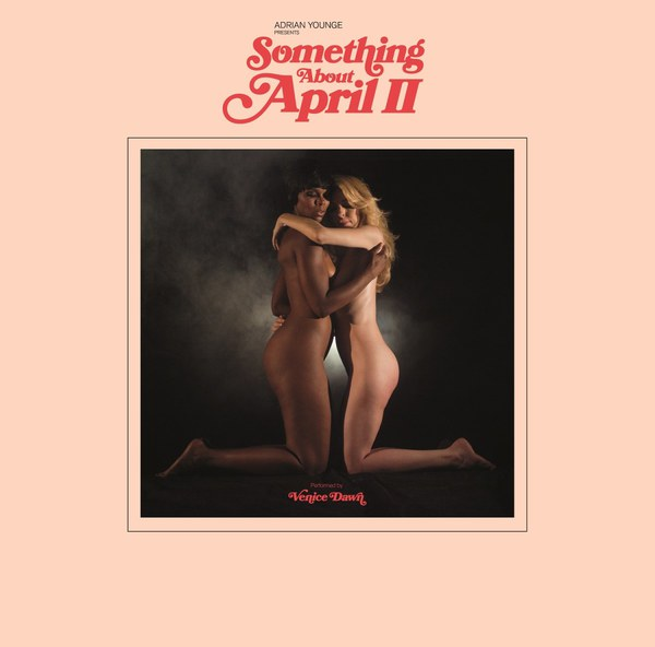 Cover ADRIAN YOUNGE, something about april II