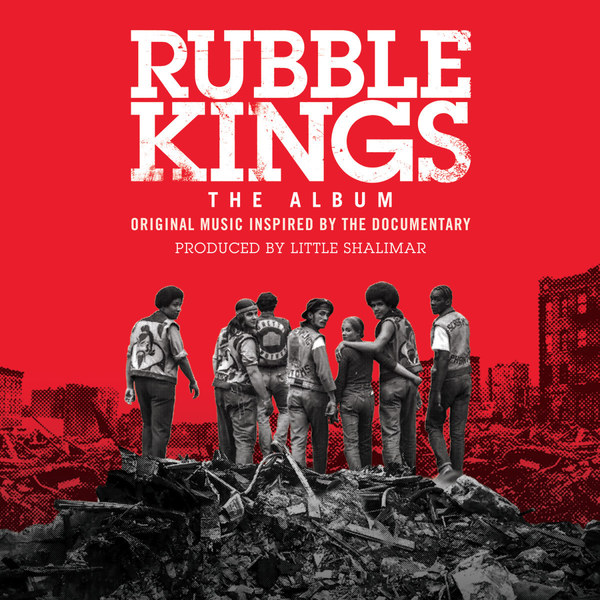 Cover V/A, rubble kings