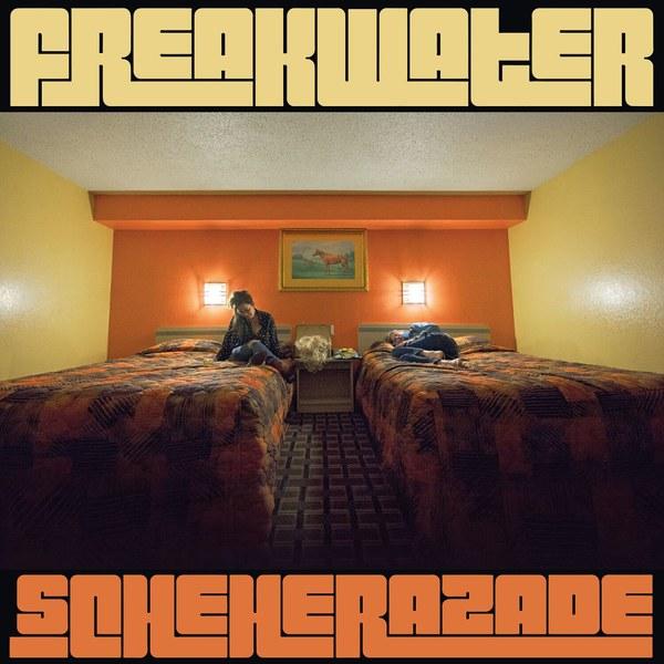 FREAKWATER, scheherazade cover
