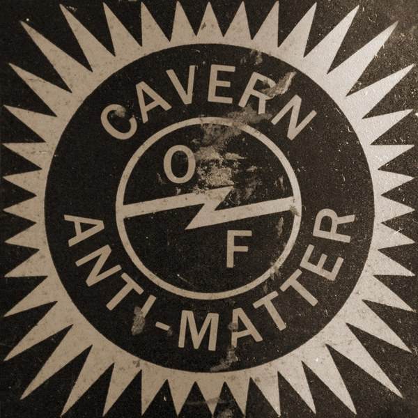 Cover CAVERN OF ANTI-MATTER, void beats/invocation trex