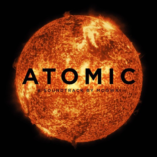 Cover MOGWAI, atomic