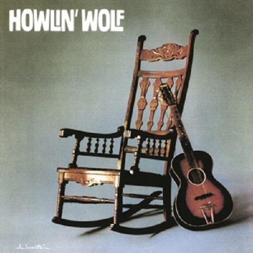 HOWLIN´ WOLF, rockin´chair cover