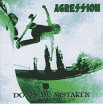 Cover AGRESSION, don´t be mistaken