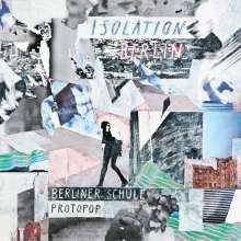 ISOLATION BERLIN, berliner schule/protopop cover
