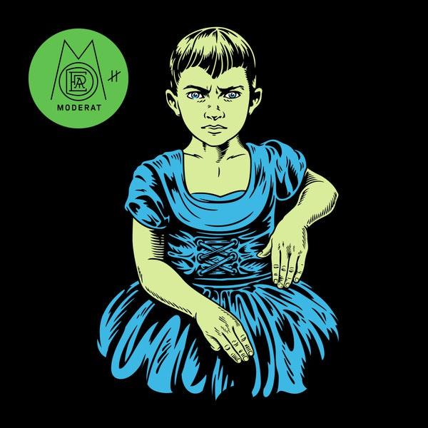 MODERAT, III cover