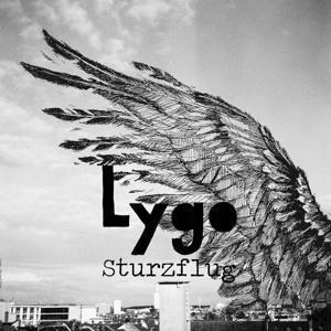 LYGO, sturzflug cover