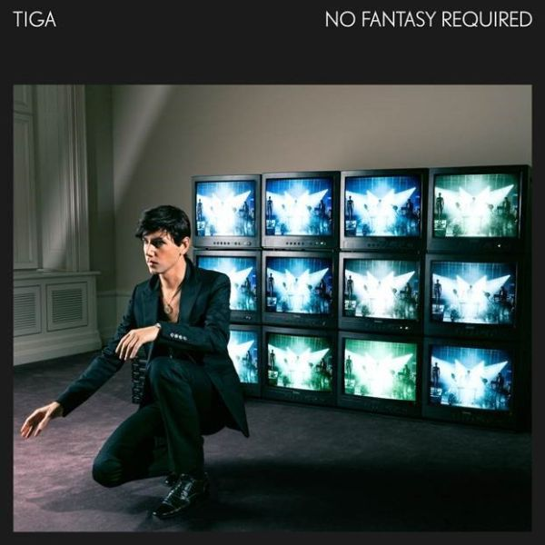 TIGA, no fantasy required cover