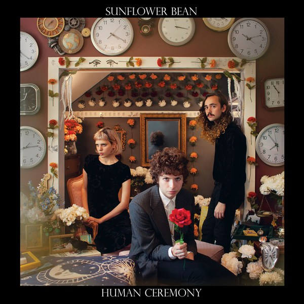 SUNFLOWER BEAN, human ceremony cover