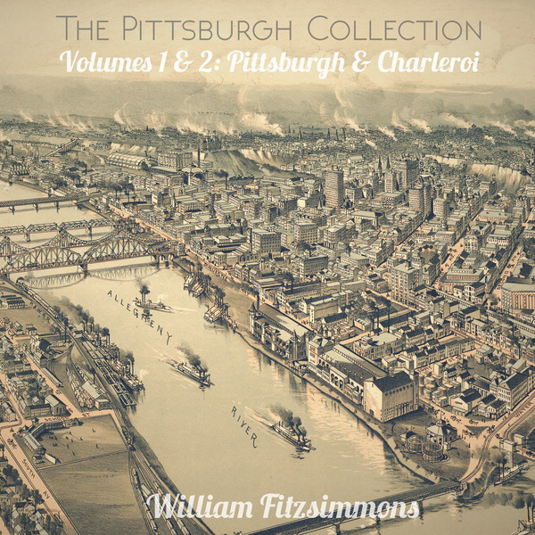 Cover WILLIAM FITZSIMMONS, pittsburgh collection