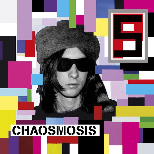 Cover PRIMAL SCREAM, chaosmosis