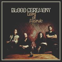 Cover BLOOD CEREMONY, lord of misrule