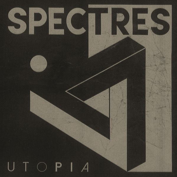 SPECTRES, utopia cover