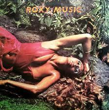 ROXY MUSIC, stranded cover