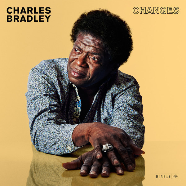 Cover CHARLES BRADLEY, changes