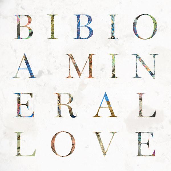 BIBIO, a mineral love cover