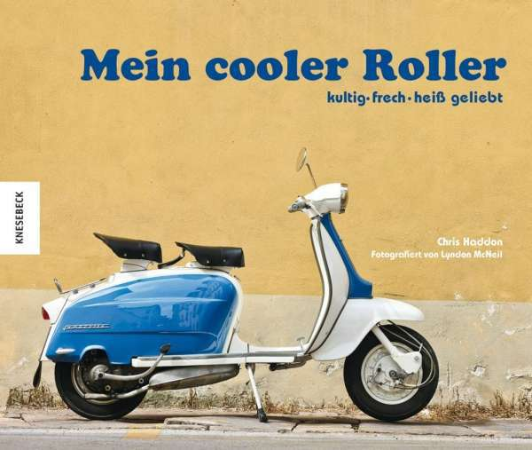 Cover LYNDON MCNEIL/CHRIS HADDON, mein cooler roller