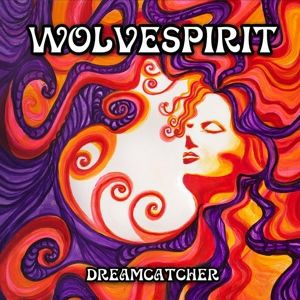Cover WOLVESPIRIT, dreamcatcher