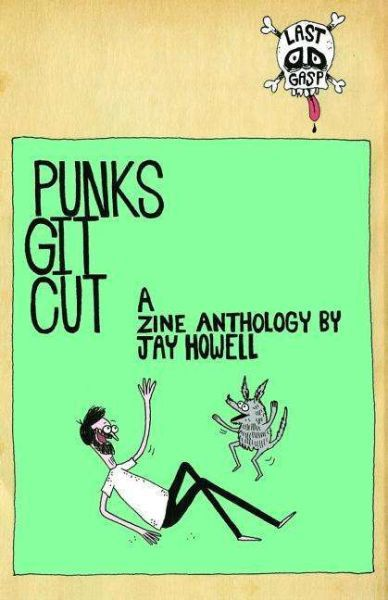 Cover JAY HOWELL, punks git cut!