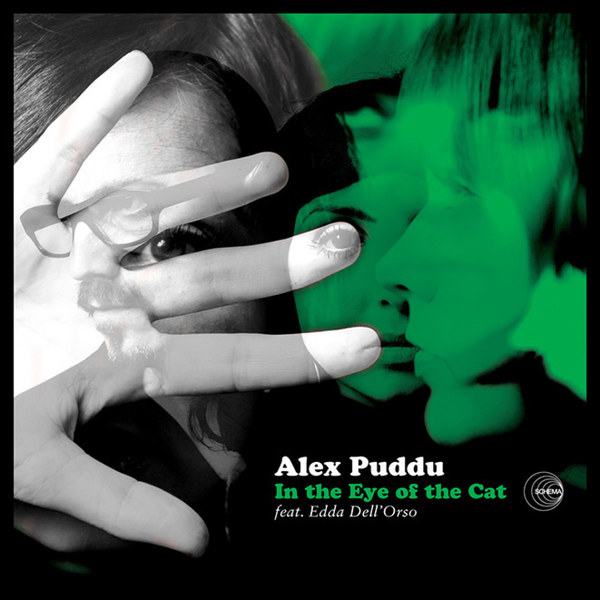 Cover ALEX PUDDU, in the eye of the cat