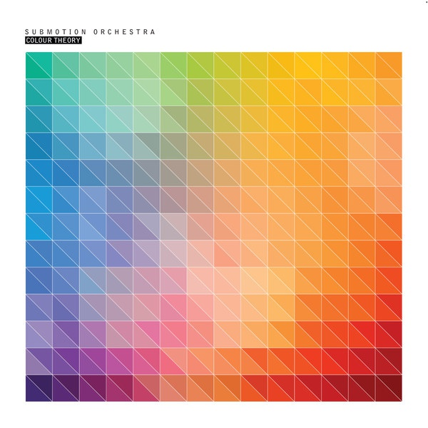 Cover SUBMOTION ORCHESTRA, colour theory