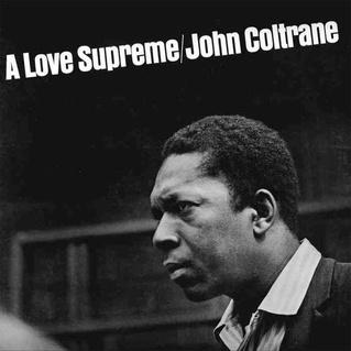 JOHN COLTRANE, a love supreme - complete masters cover