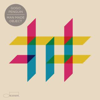 Cover GOGO PENGUIN, man made object