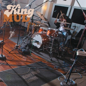KING MUD, victory motel sessions cover