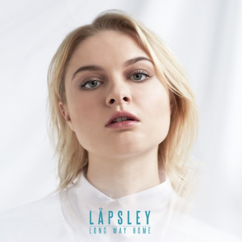 Cover LAPSLEY, long way home
