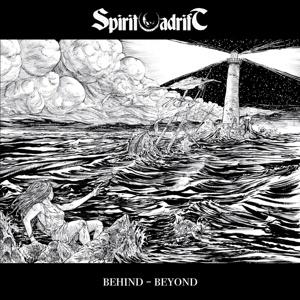 SPIRIT ADRIFT, behind-beyond cover