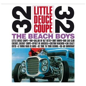 Cover BEACH BOYS, little deuce coupe