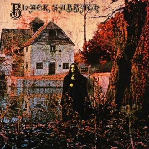Cover BLACK SABBATH, s/t (deluxe edition)
