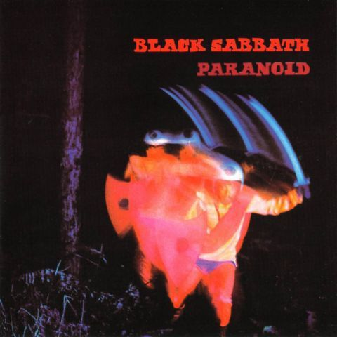 Cover BLACK SABBATH, paranoid (deluxe edition)