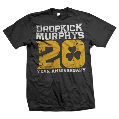 Cover DROPKICK MURPHYS, 20th anniversary