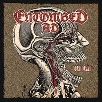 Cover ENTOMBED A.D., dead dawn