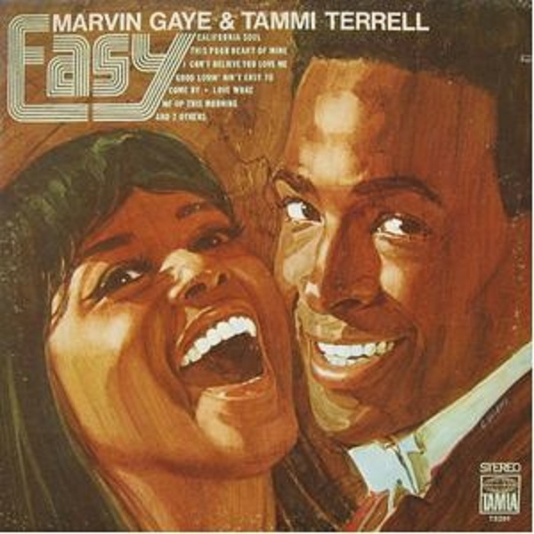 Cover MARVIN GAYE/TAMMI TERRELL, easy