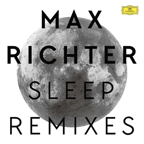 Cover MAX RICHTER, sleep remixes