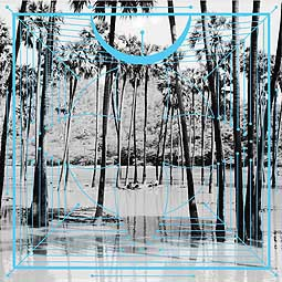 Cover FOUR TET, pink