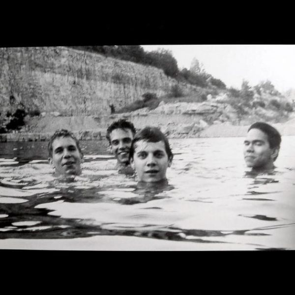 Cover SLINT, spiderland (remastered)