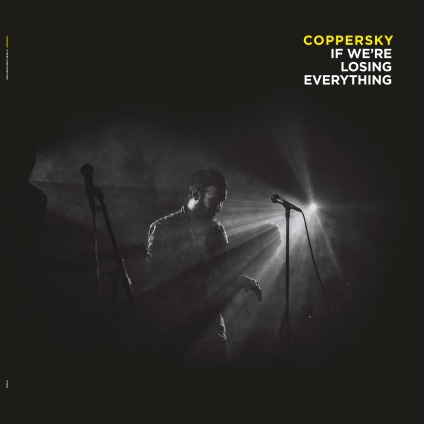 Cover COPPERSKY, if we´re losing everything
