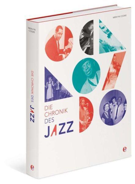 MERVYN COOKE, chronic des jazz cover