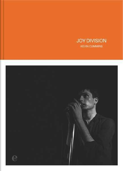Cover KEVIN CUMMINS, joy division